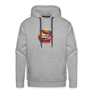 Underground_Film_Initiative_Logo_Colour_Pop_Bokeh - Men's Premium Hoodie