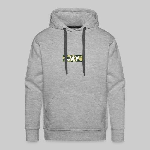 Camo Jay - Men's Premium Hoodie