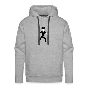 The Famous Mr Warrior - Men's Premium Hoodie