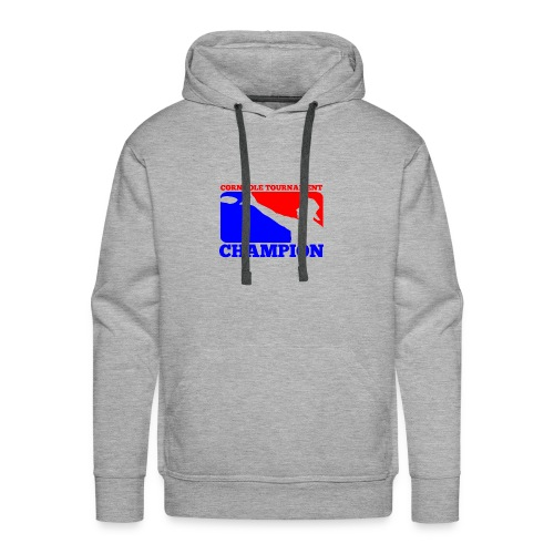 Cornhole Tournament Champion - Men's Premium Hoodie