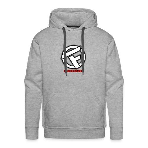 Subscribe Logo - Men's Premium Hoodie