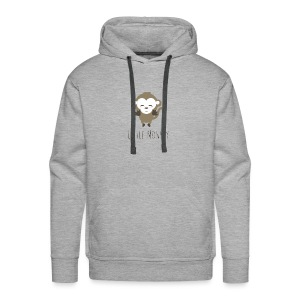Little Monkey - Men's Premium Hoodie