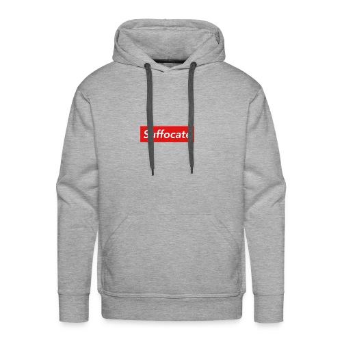Suffocate - Men's Premium Hoodie