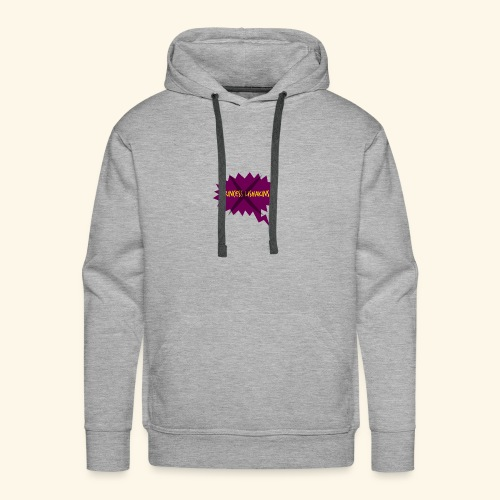 Princess Lishakins Corrected - Men's Premium Hoodie