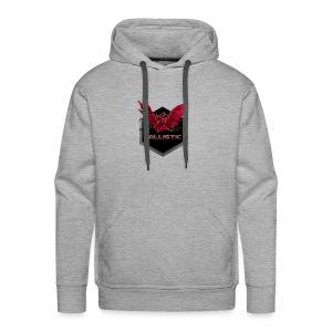 Ballistic logo Dragon glowing - Men's Premium Hoodie