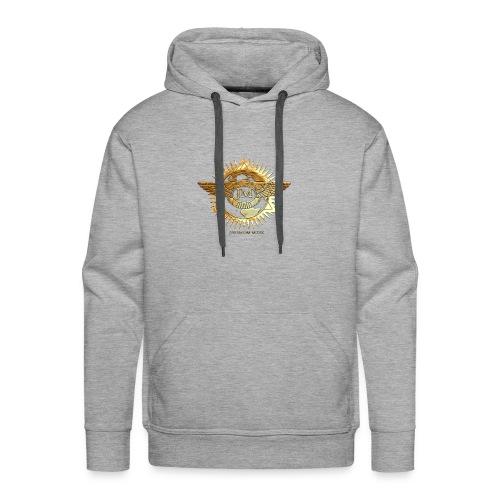 Jerusalem Music Logo - Men's Premium Hoodie