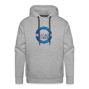 CHICAGO CHEER.com - Men's Premium Hoodie
