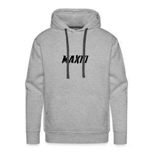 Maxiii Official Shirt Logo! - Men's Premium Hoodie