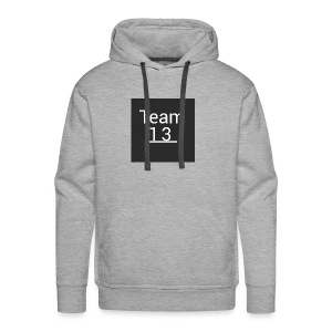 team 13 merch - Men's Premium Hoodie