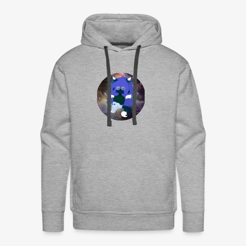 I want to get lost in space ~ popo - Men's Premium Hoodie