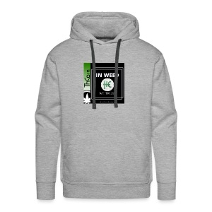 In Weed We Trust - Men's Premium Hoodie