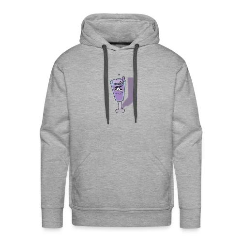 tug cup - Men's Premium Hoodie