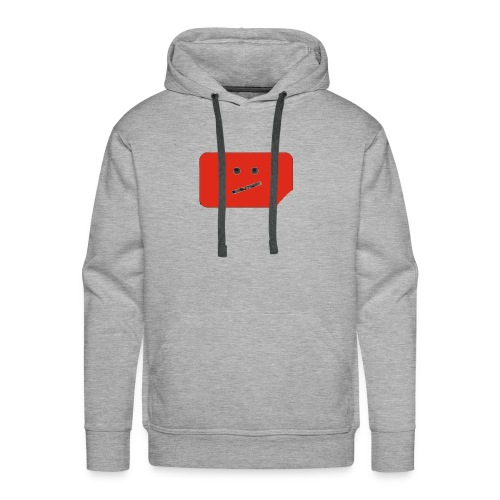 CraziLilBoy logo - Men's Premium Hoodie