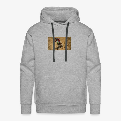 DyluxeMoto - Men's Premium Hoodie