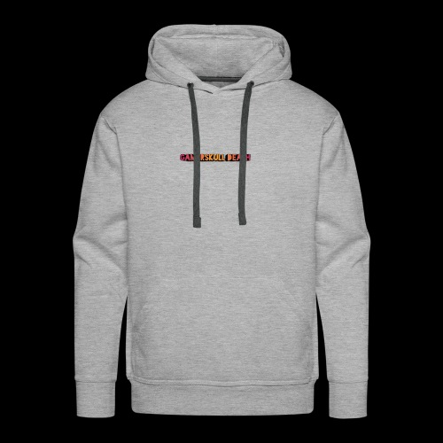 Gamerskull death video company - Men's Premium Hoodie