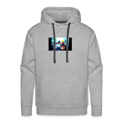 Saul does random stuff - Men's Premium Hoodie