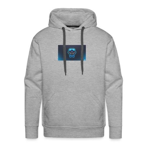 Pug icon - Men's Premium Hoodie