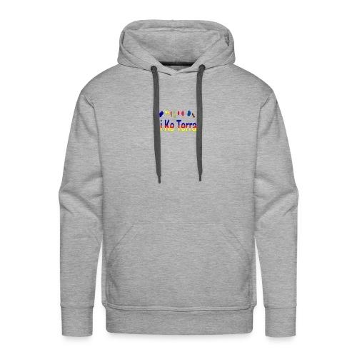 Cape verdian islands - Men's Premium Hoodie