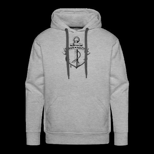 shawn mendes anchor - Men's Premium Hoodie