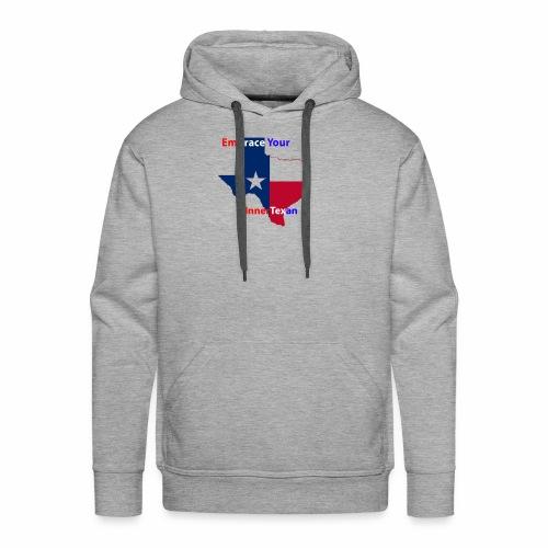 Inner Texan - Men's Premium Hoodie