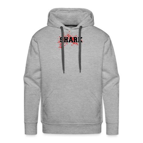 SHARK BLOOD - Men's Premium Hoodie