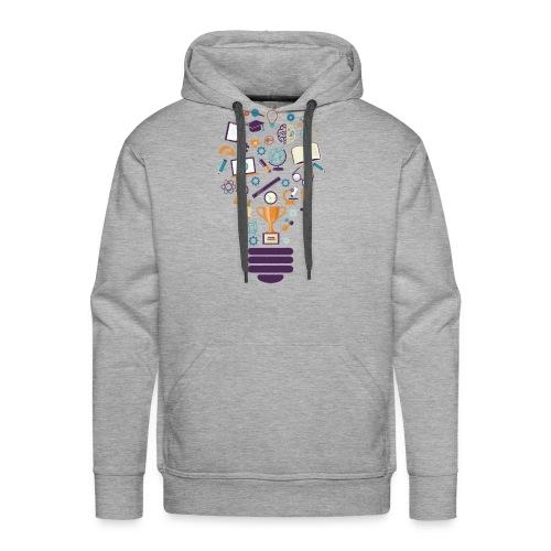 school - Men's Premium Hoodie