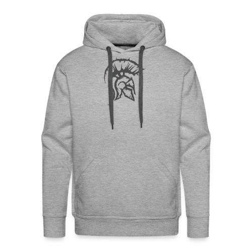 the knight - Men's Premium Hoodie