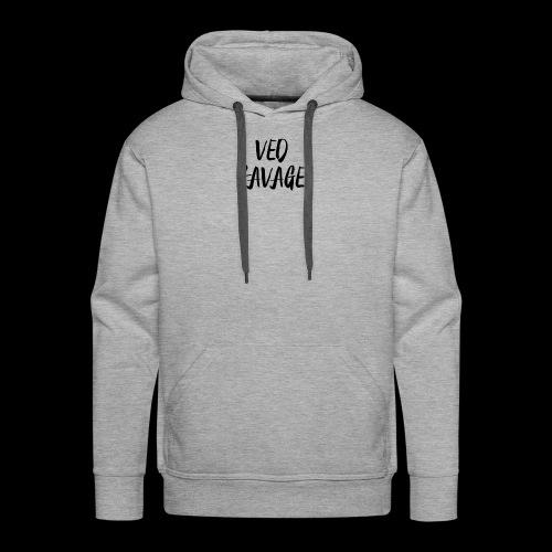 VED SAVAGE - Men's Premium Hoodie