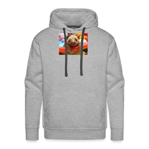 Baby Sloth Products! - Men's Premium Hoodie