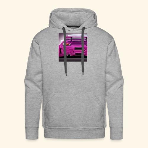 pink k - Men's Premium Hoodie