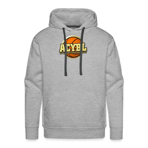ACYBL : ALL CAPE YOUTH BASKETBALL LEAGUE - Men's Premium Hoodie
