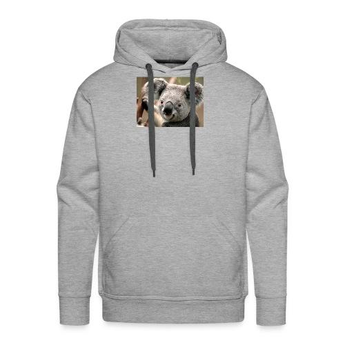 the koala shirt - Men's Premium Hoodie