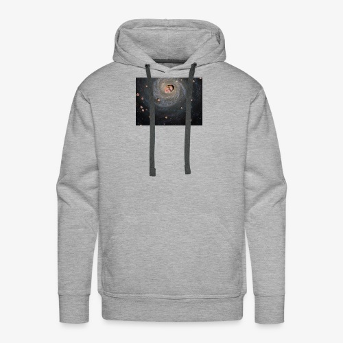 Space Michael - Men's Premium Hoodie