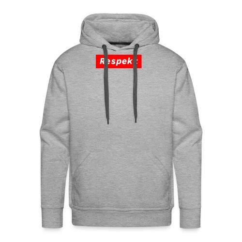 Respekt Custom Clothing - Men's Premium Hoodie
