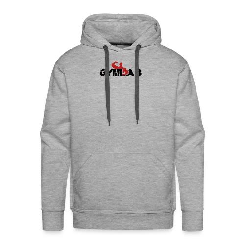 GymLab Original - Men's Premium Hoodie