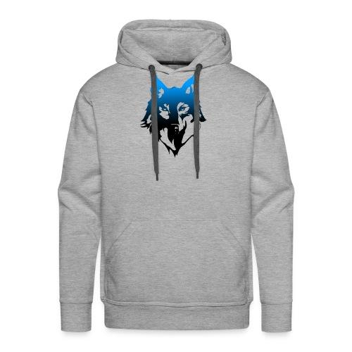 Faded wolf - Men's Premium Hoodie