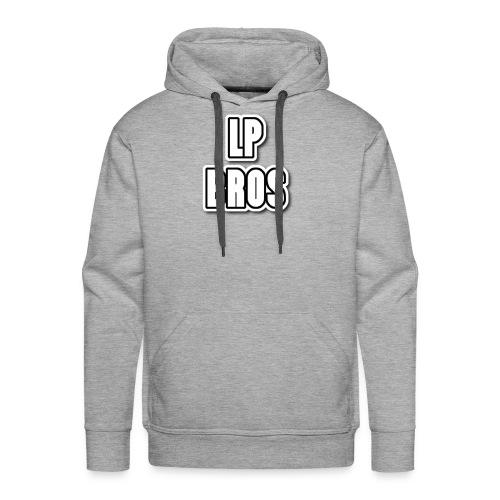 LPBros Logo - Men's Premium Hoodie
