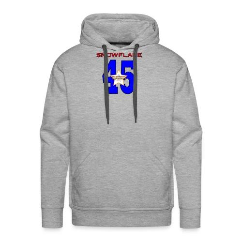 president SNOWFLAKE 45 - Men's Premium Hoodie