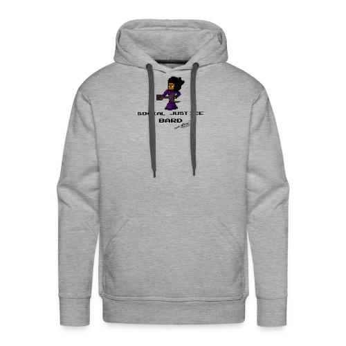 Social Justice Bard - Men's Premium Hoodie