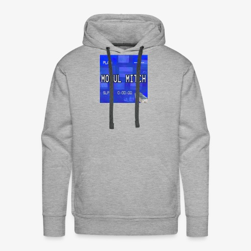 BLUESCREEN MOGUL - Men's Premium Hoodie
