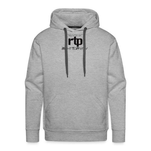 RTP Logo 2 - Men's Premium Hoodie