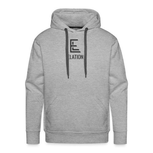 ElationDarkLogo - Men's Premium Hoodie