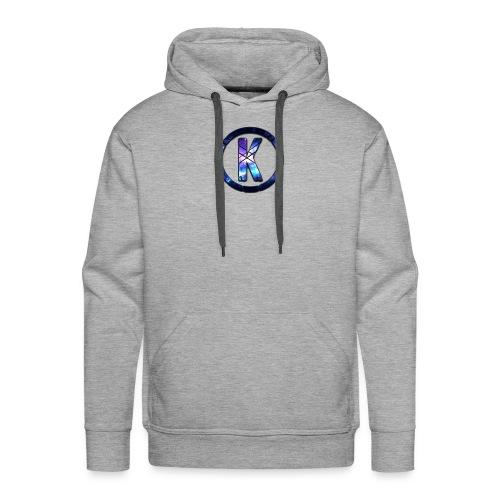 Galaxy K Logo Apparel - Men's Premium Hoodie