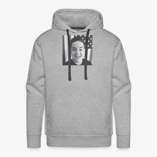David is David - Men's Premium Hoodie