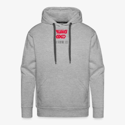YUNG GXD FUCK EVERYONE ELSE - Men's Premium Hoodie