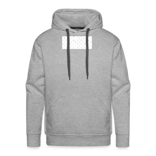 chest - Men's Premium Hoodie