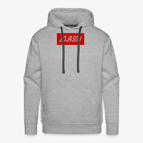 ZQJasons Name Icon - Men's Premium Hoodie