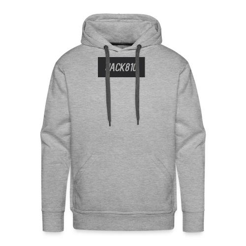 Jack810 logo - Men's Premium Hoodie