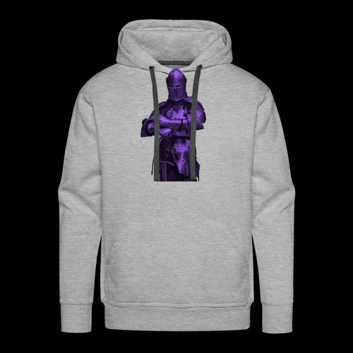 purple knight - Men's Premium Hoodie