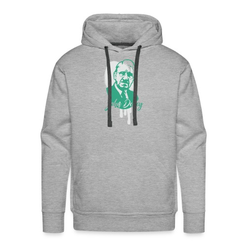 John Dewey - Molleton à capuche Premium pour homme